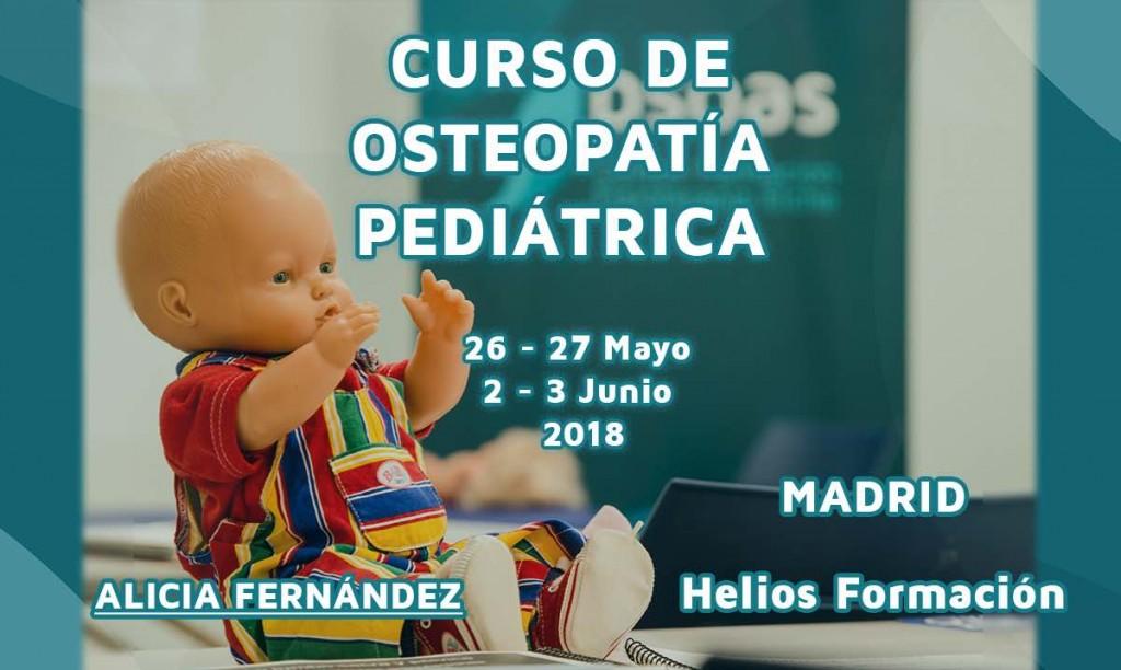 Curso de Osteopatía Pediátrica en Madrid