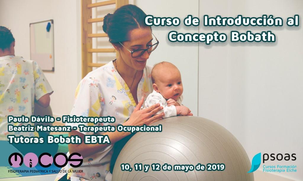 curso de Bobath pediatria