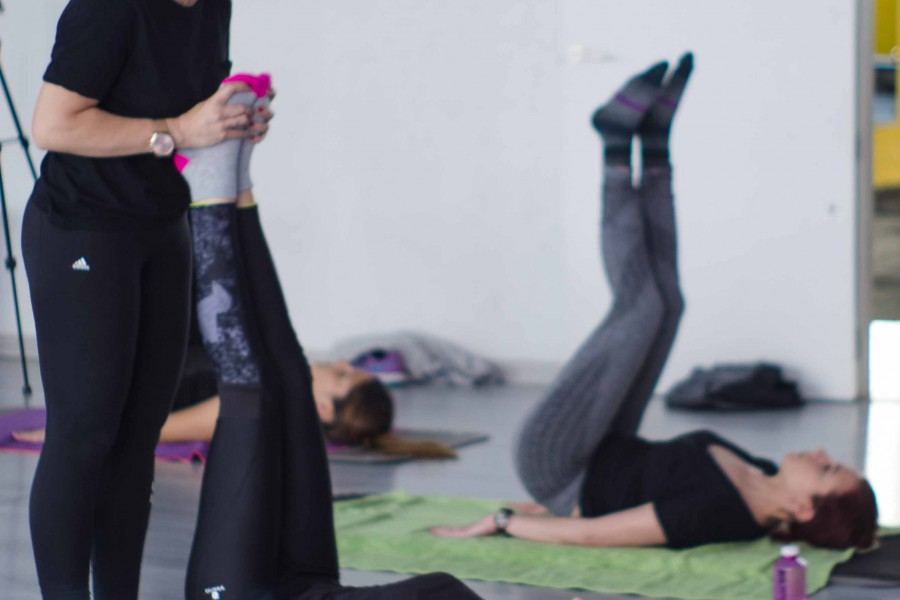 Entrevista a Eva Robles, profesora del curso de pilates
