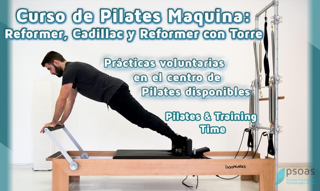 Pilates Maquina Practicas