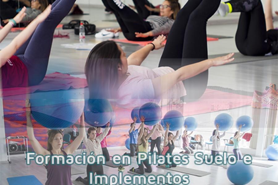 Curso de Pilates Suelo Alicante