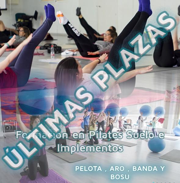 Pilates Suelo e implementos ULT