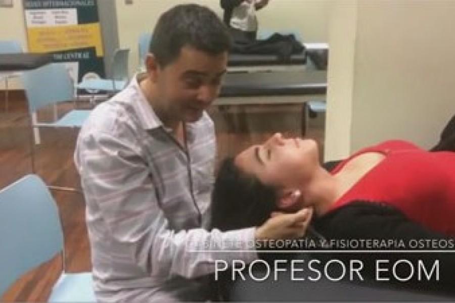 Entrevista a Rafael Calvente, profesor del curso de Neurodinamia