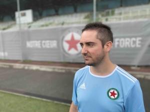 Jose en el RED Star FC