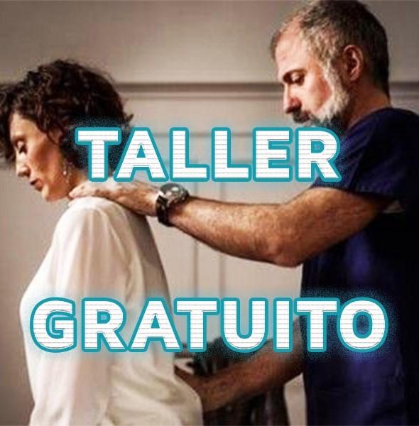 TALLER GRATUITO integrativo osteopatia manual