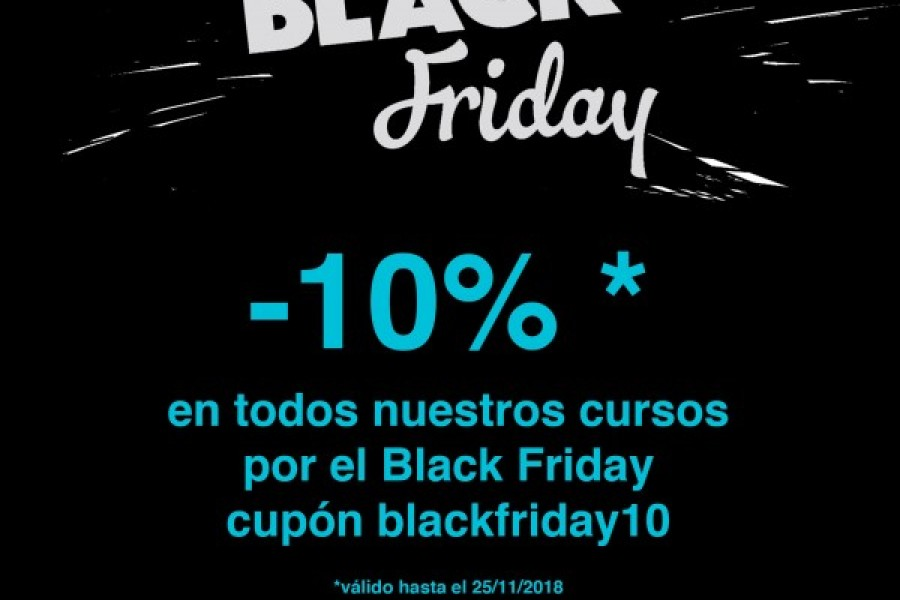 Black Friday Cursos Fisioterapia