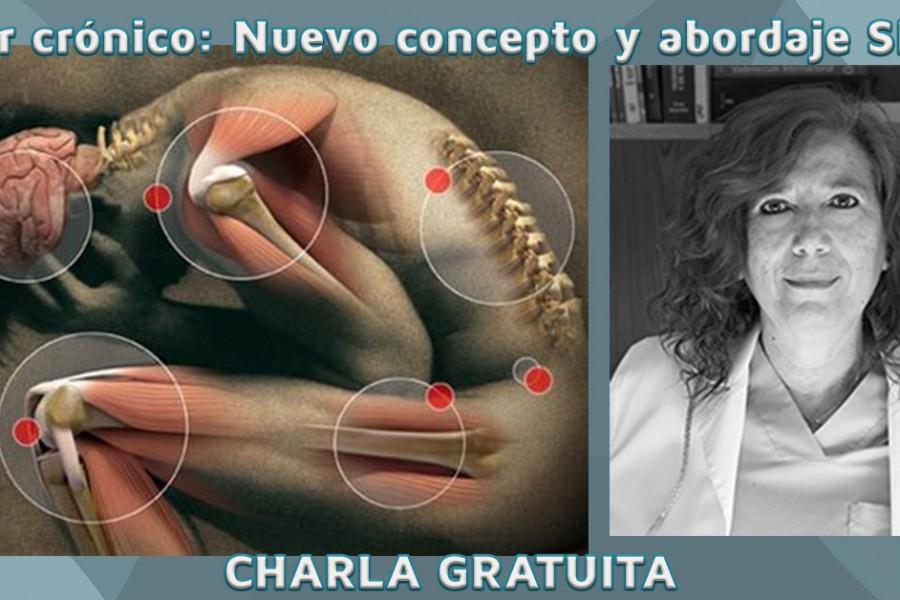 Entrevista a Encarna Espuña sobre el Dolor Crónico
