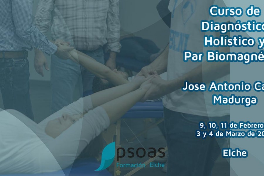 Curso de Diagnóstico Holístico para fisioterapeutas