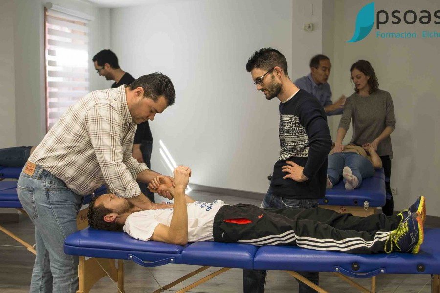 Entrevista a Jose María Pérez Expósito, profesor del curso de drenaje linfático