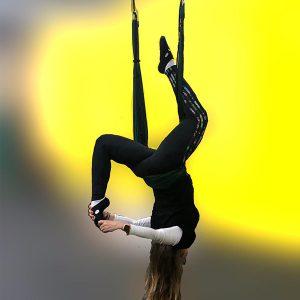 curso de pilates aéreo en Elche alicante