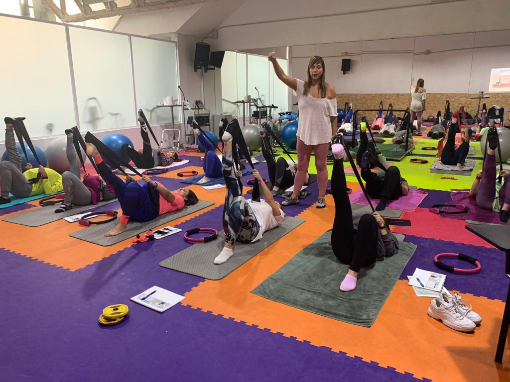 curso de pilates embarazadas