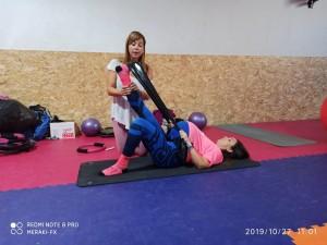 curso de pilates para embarazadas
