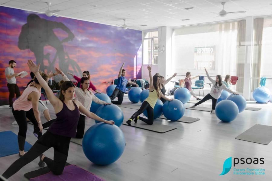 Pilates en la práctica de la fisioterapia