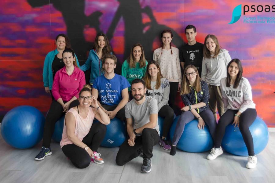 Curso de Pilates Suelo para fisioterapeutas