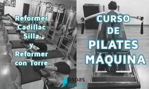 curso pilates Máquina - Reformer