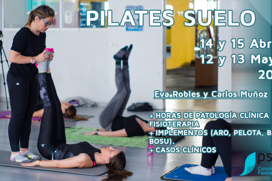 Cursos Pilates Alicante