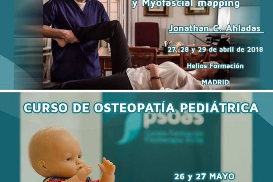 Cursos de fisioterapia en Madrid