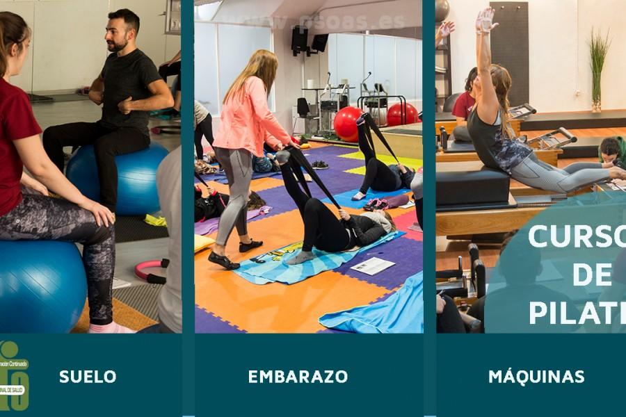 Formación en Pilates