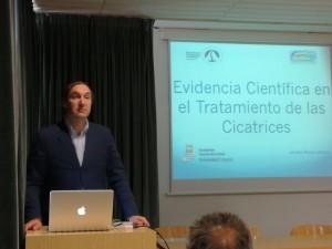 Jacobo Alvira/II Congreso Nacional de la Sociedad Española de fisioterapeutas investigadores en terapia manual (sefitma)
