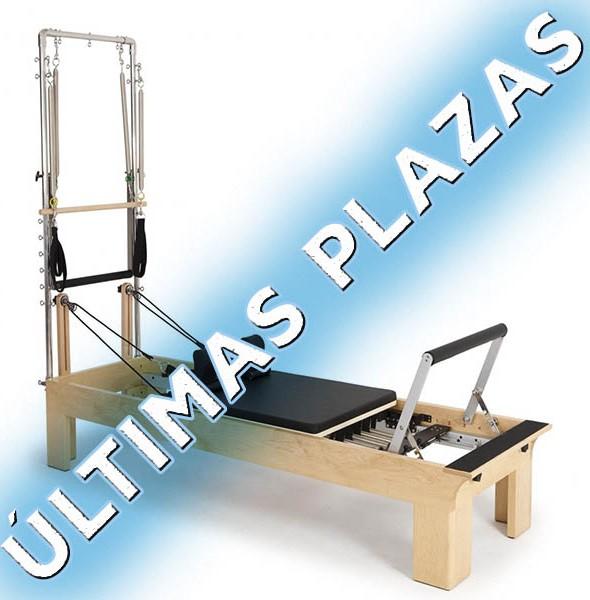 curso pilates maquina UP