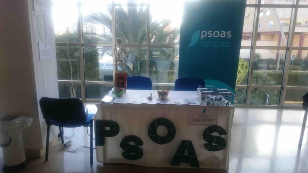 stand psoas formacion cnef2018