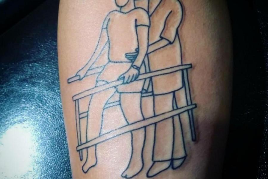 12 Tatuajes de fisioterapia