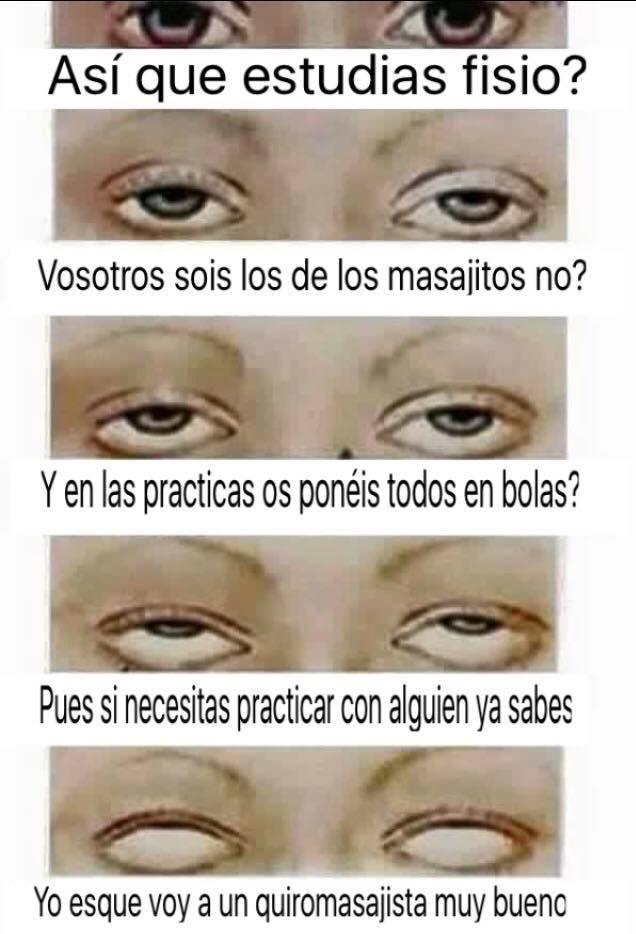 tu cara fisio ojos